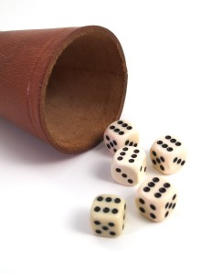 Yahtzee marathon anyone?