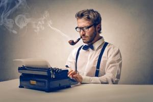 journalist-writing