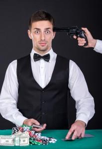 Shoot the dealer