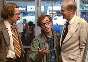 Annie Hall 4th Wall