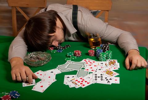 Spielsucht Poker